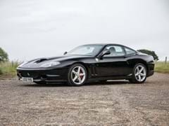 Navigate to Lot 208 - 2002 Ferrari 575M Maranello