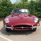 Ref 28 1968 Jaguar E-Type Series 1 ½ Fixedhead Coupé -