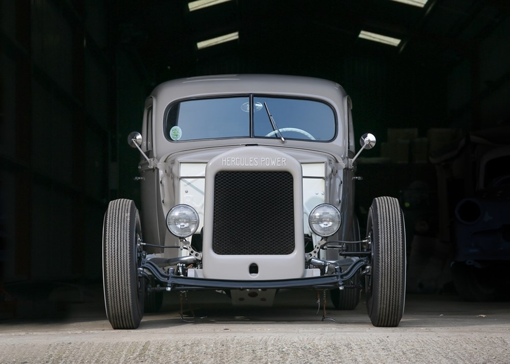 Lot 212 - 1940  Ford Pick-up