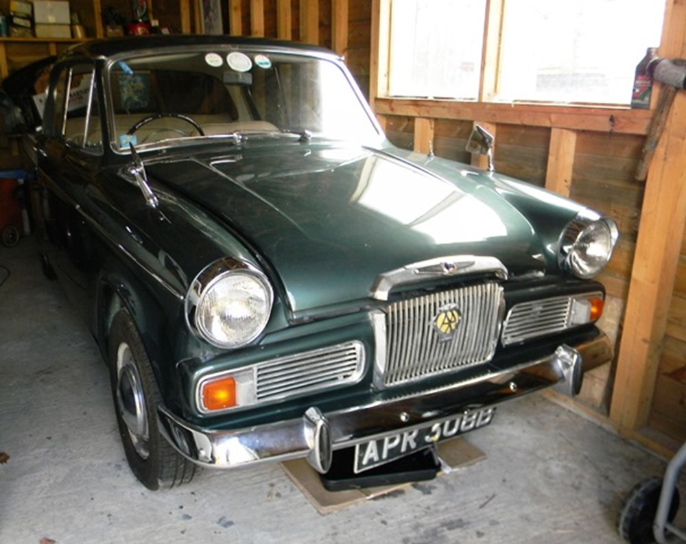 Lot 324 - 1964 Sunbeam Rapier Mk.IV