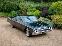 Navigate to Lot 198 - 1964 Oldsmobile Ninety-Eight Custom Sports Coupé *WITHDRAWN*