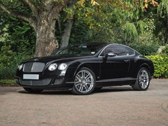 Navigate to Lot 313 - 2010 Bentley Continental GT Series 51