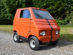 Navigate to Lot 144 - 1974 Zagato Zele 1000
