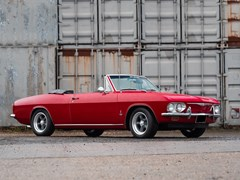 Navigate to Lot 223 - 1965 Chevrolet Corvair Monza Convertible
