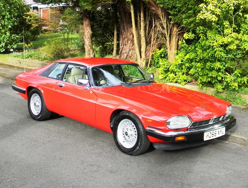 Lot 434 - 1990 Jaguar XJ-S Coupé