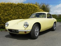 Navigate to Lot 157 - 1961 Lotus Elite Series II (Type 14)