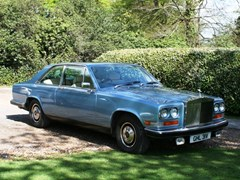 Navigate to Lot 262 - 1980 Rolls-Royce Camargue