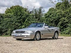 Navigate to Lot 268 - 1996 Mercedes-Benz 500 SL Roadster