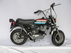 Navigate to Lot 264 - 1974 Harley-Davidson X-90