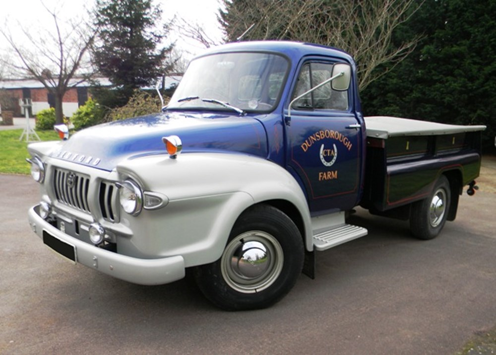 Bedford J Class Specialist Classic Amp Sports Car Auctioneers