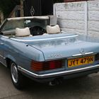 1975 Mercedes-Benz 450SL Roadster -