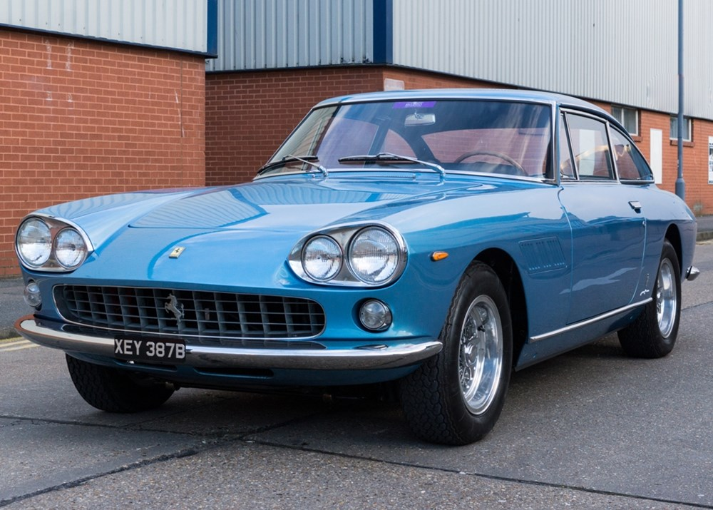 Lot 285 - 1964 Ferrari 330 GT 2+2 Series I