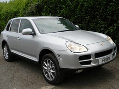 Navigate to Lot 224 - 2003 13028 Cayenne S Tiptronic (Non-Turbo)