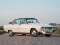 Navigate to Lot 241 - 1972 Rover 3500S 'Huntsman'