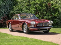 Navigate to Lot 203 - 1966 Maserati  Sebring Series II