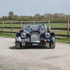 Ref 105 1977 Morgan Plus 8 FIA Race Car WP -