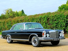 Navigate to Lot 269 - 1970 Mercedes-Benz 280SE Fixedhead Coupé (3.5 litre)