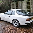 Ref 3 1986 Porsche 944 Turbo Coupé -