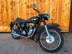 Navigate to Lot 111 - 1955 AJS 16M (350cc)