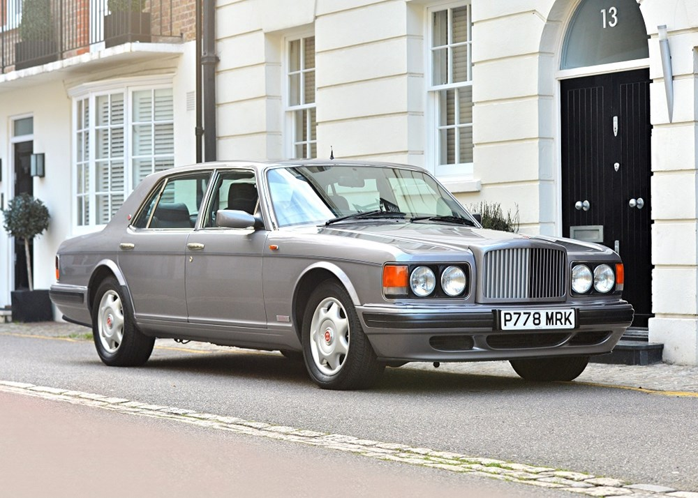 Lot 152 - 1997 Bentley Turbo R Long Wheelbase