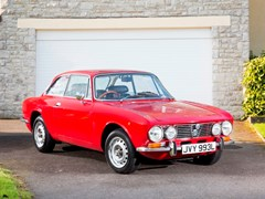 Navigate to Lot 110 - 1973 Alfa Romeo 2000 GTV
