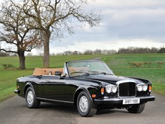 Navigate to Lot 241 - 1987 Bentley Continental Drophead Coupé by Mulliner Park Ward