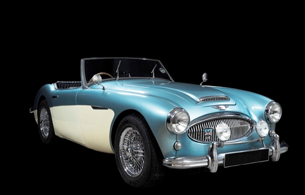 Lot 158 - 1962 Austin-Healey 3000 Mk. II BT7