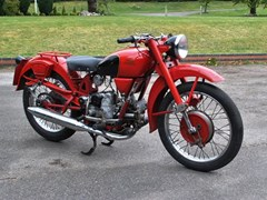 Navigate to Lot 317 - 1956 Moto-Guzzi Airone