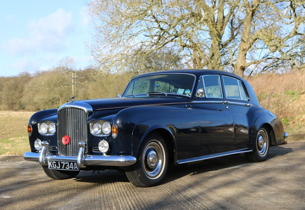 Lot 217 - 1963 Bentley S3