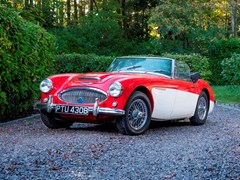 Navigate to Lot 278 - 1964 Austin-Healey 3000 Mk. III BJ8 (Phase I)