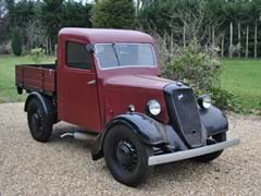 Navigate to Lot 122 - 1937 Jowett Pick-up
