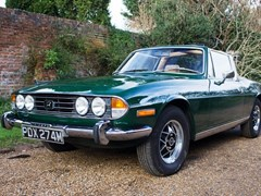 Navigate to Lot 203 - 1973 Triumph Stag