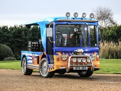 Navigate to Lot 199 - 1978  Crompton Milk Float (Guinness World Record Holder)