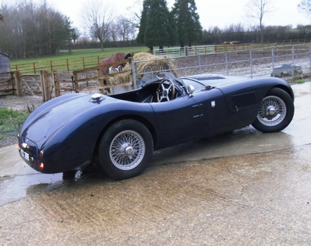 Lot 222 - 1964 Jaguar C-Type Replica