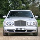 Ref 129 2002 Bentley Arnage T -