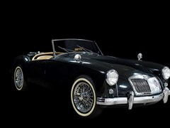 Navigate to Lot 162 - 1958 MG A Roadster
