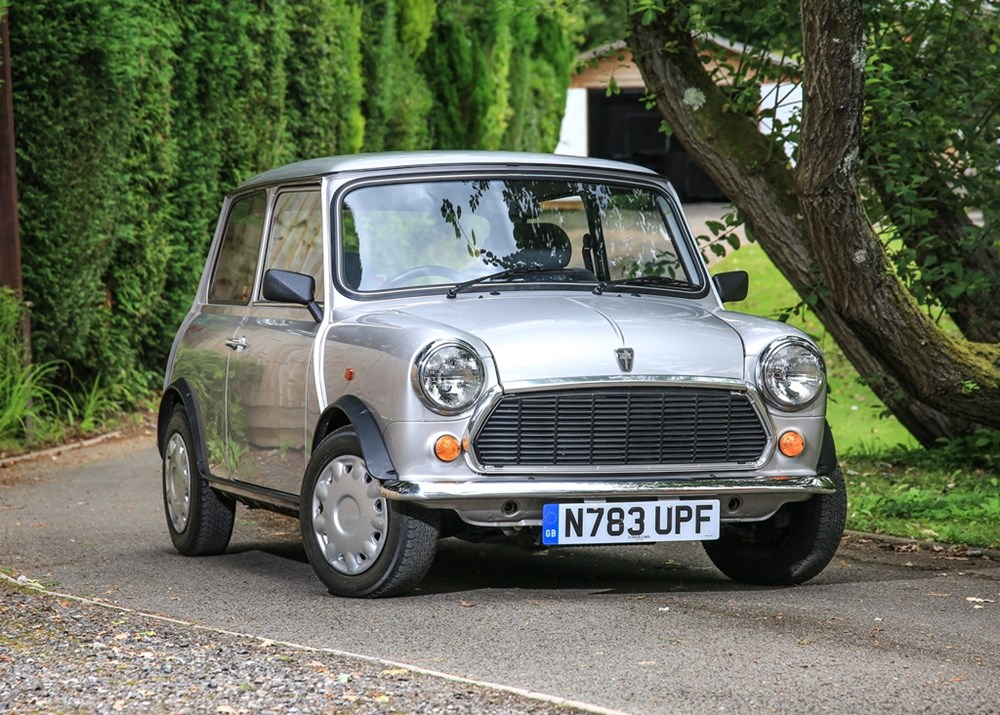 Lot 254 - 1996 Rover Mini Sprite