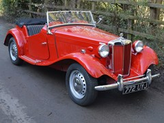Navigate to Lot 249 - 1953 MG TDC (Competition) Mk. II