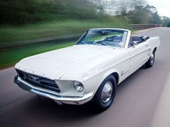 Navigate to Lot 293 - 1967 Ford Mustang Convertible