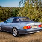 Ref 23 1991 Mercedes-Benz SL 500 Roadster -