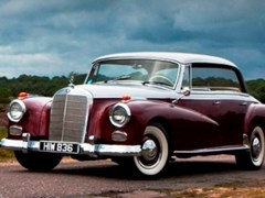 Navigate to Lot 239 - 1958 Mercedes-Benz 300D Pillarless Phaeton