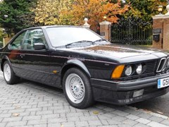 Navigate to Lot 234 - 1989 BMW 635 CSi Highline