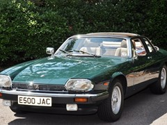 Navigate to Lot 287 - 1987 Jaguar XJ-SC V12 Cabriolet
