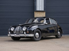 Navigate to Lot 267 - 1960 Jaguar Mk. II (3.8 litre)