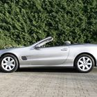 Ref 66 2004 Mercedes-Benz 350SL Roadster -