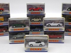 Navigate to Die-Cast models