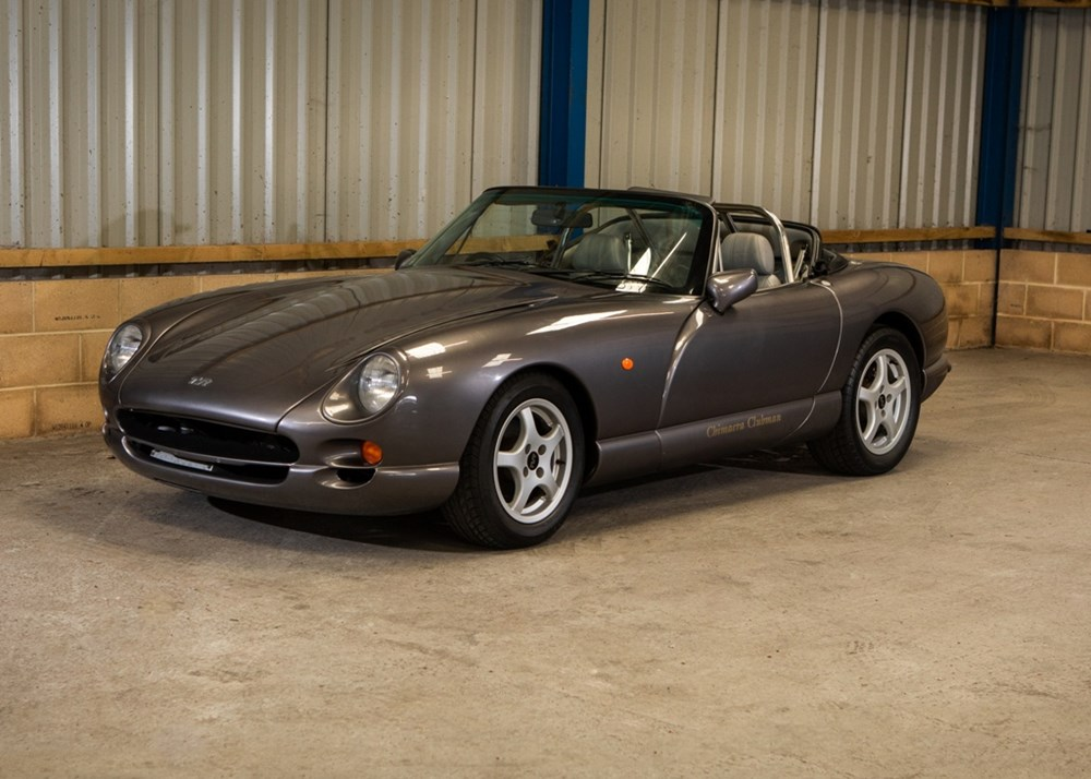 Lot 147 - 1996 TVR Chimaera Clubman (4.0 litre)