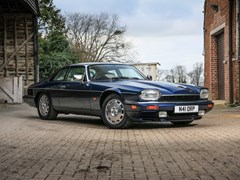 Navigate to Lot 270 - 1995 Jaguar XJS 4.0 Celebration Coupé