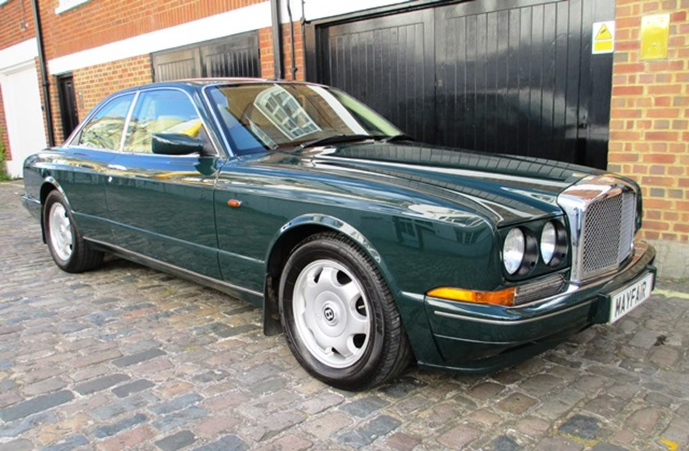 Lot 276 - 1993 Bentley Continental R
