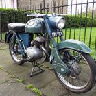 REF 217 1961 Greeves Sports Twin 32DC -
